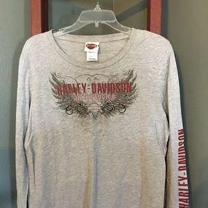 Ladies Harley-Davidson shirt